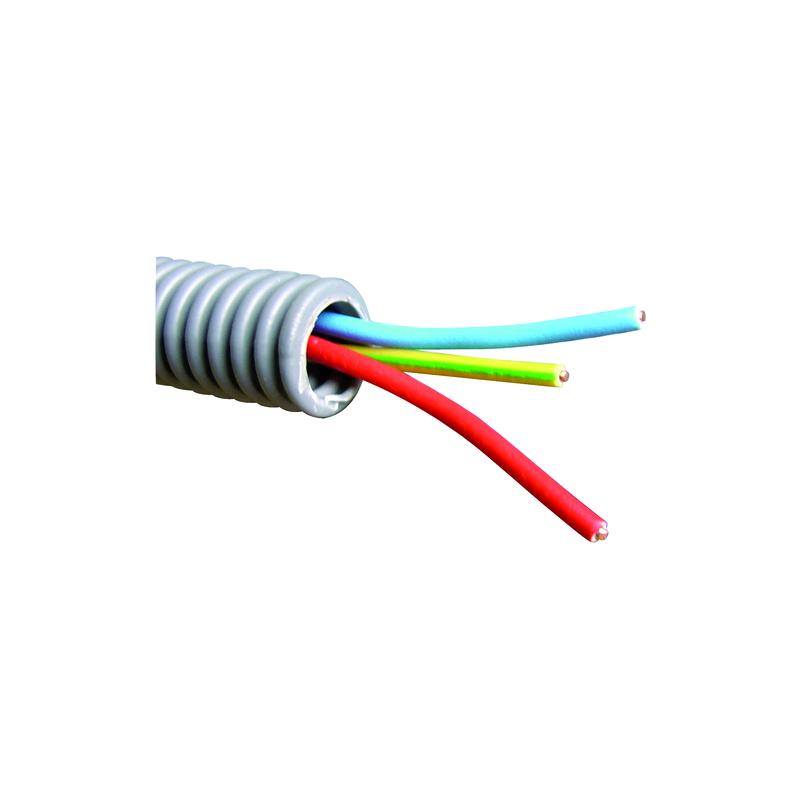 GAINE ELECTRIQUE PRECABLEE 3 G 2,5 D20 25M  eBay -> Rouleau Fil Électrique