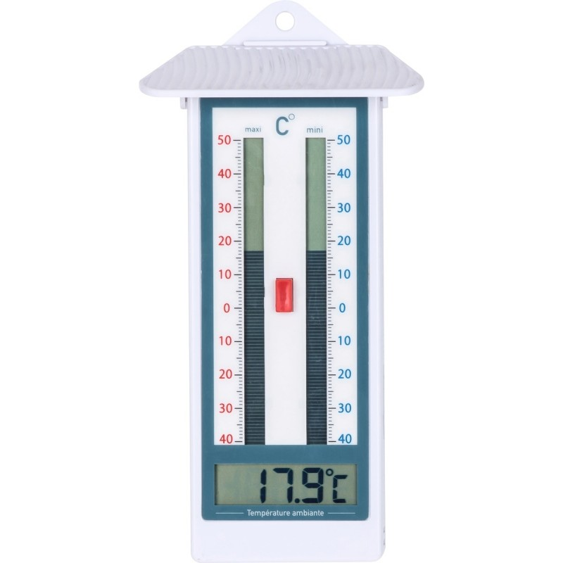 Thermomètre digital mini-maxi