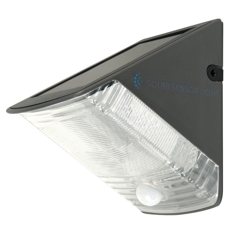 Applique LED solaire avec detecteur de mouvement