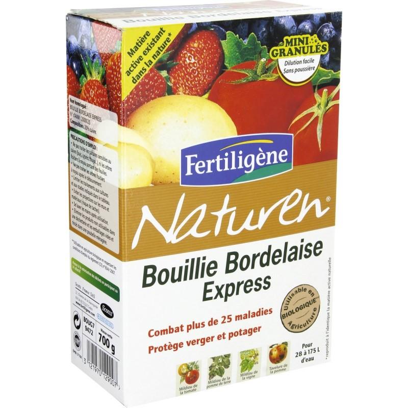 Bouillie bordelaise express