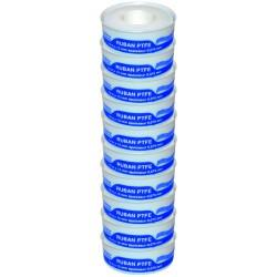 Tefalix largueur 12 mm rouleaux 12 m (Lot de 10)