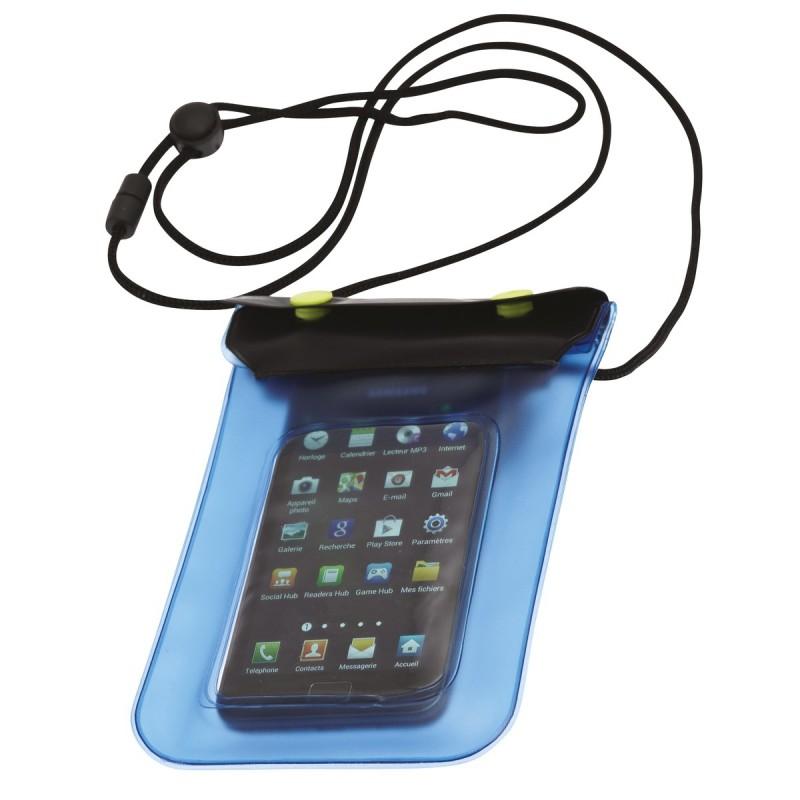 Etui impermeable pour smartphones