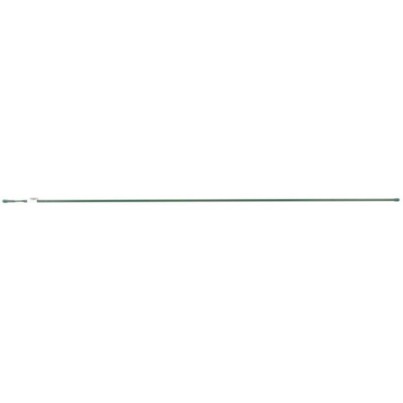 Barre de tension plastifiée verte
