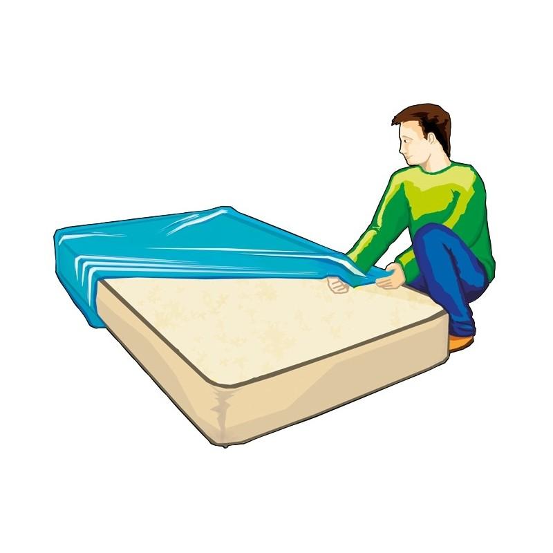 Housse de protection pour matelas