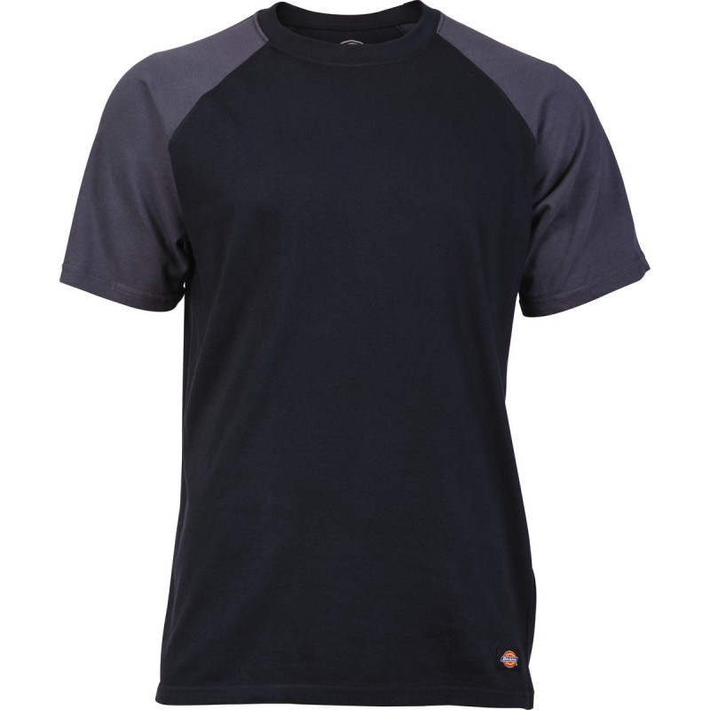 Tee-shirt de travail style Baseball 2 Tone