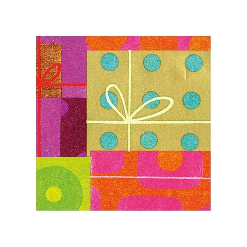 Papier cadeau rouleau de 0,70 x 100 m