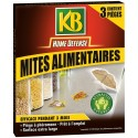 Insecticide mites alimentaires