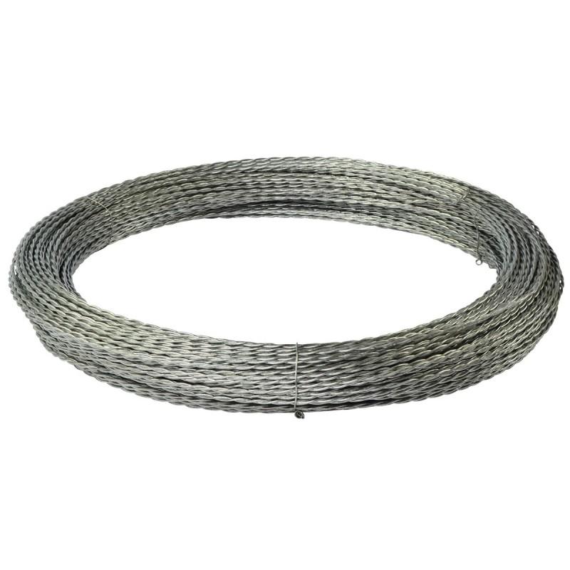 Cable lisse pour chevaux