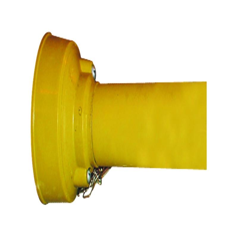 PROTECTEUR COMPLET L1225 / D115 + BAGUES D45