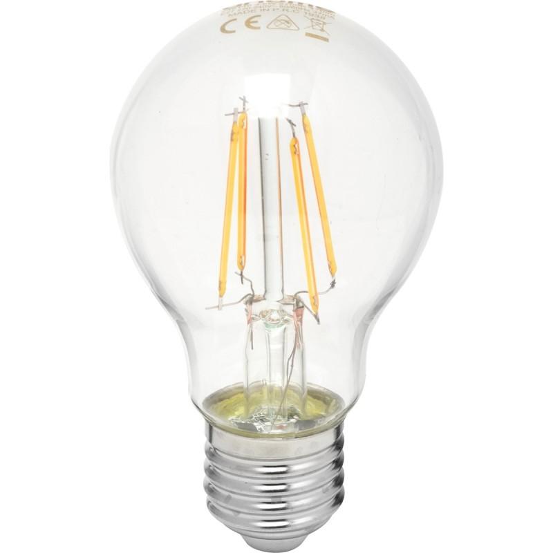 Ampoule LED standard claire a filament - E27