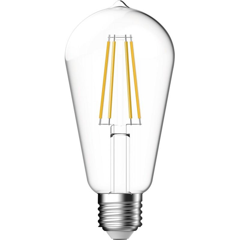 Ampoule LED decorative a filament Edison E27