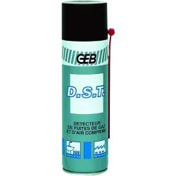 Peinture Laque de retouche détecteur fuites gaz et air 650ml