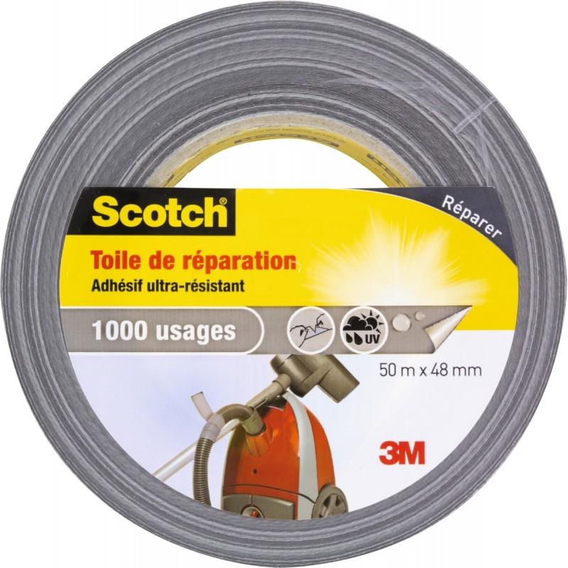 Toile adhesive de reparation