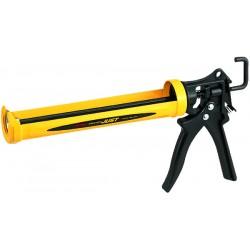 Pistolet p/cartouche avant drop stop jaune