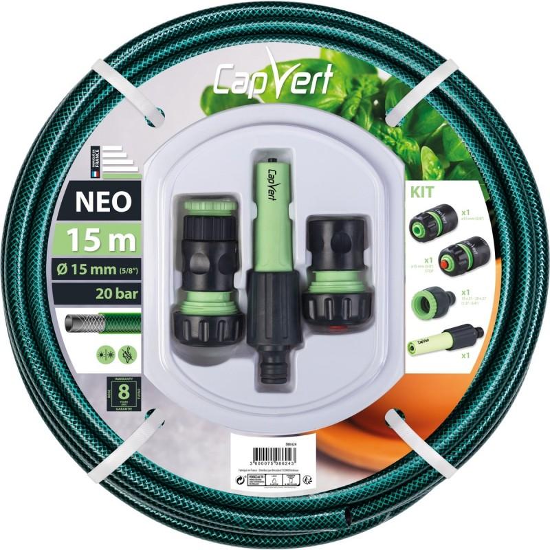 Batterie tuyau d'arrosage Neo