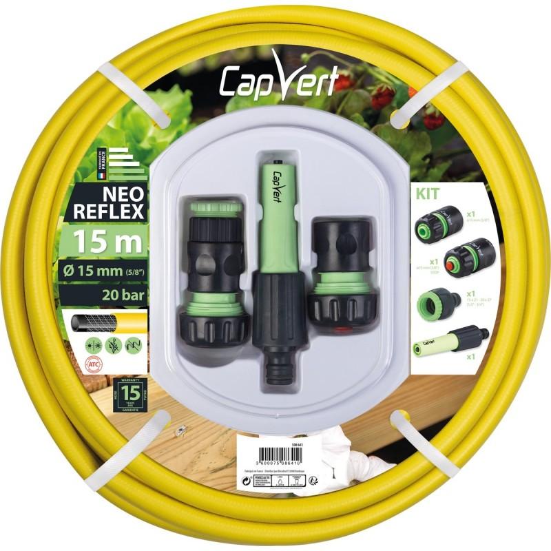 Batterie tuyau d'arrosage Neo Reflex