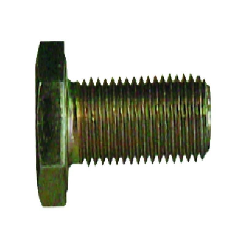 VIS T.H 5X 16 INOX A2 ISO4017 DIN933 (100)