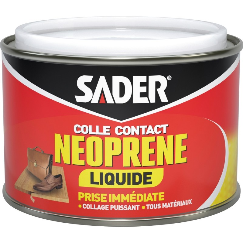 Colle contact neoprene liquide