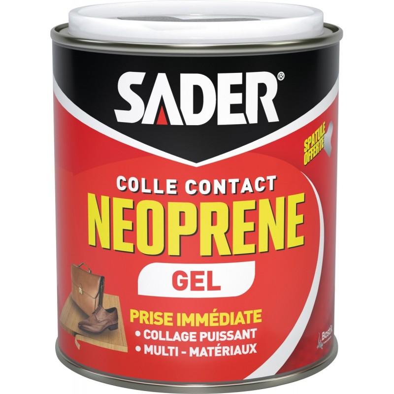 Colle contact neoprene gel