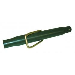 Tube barre de pousse renf longueur 460 mm 36x3 mm