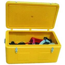 Coffre à outils 30 litres 450x250x260 mm