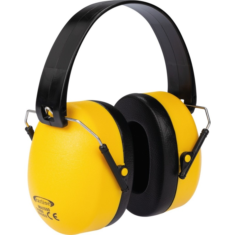 Casque anti-bruit reglable pliable