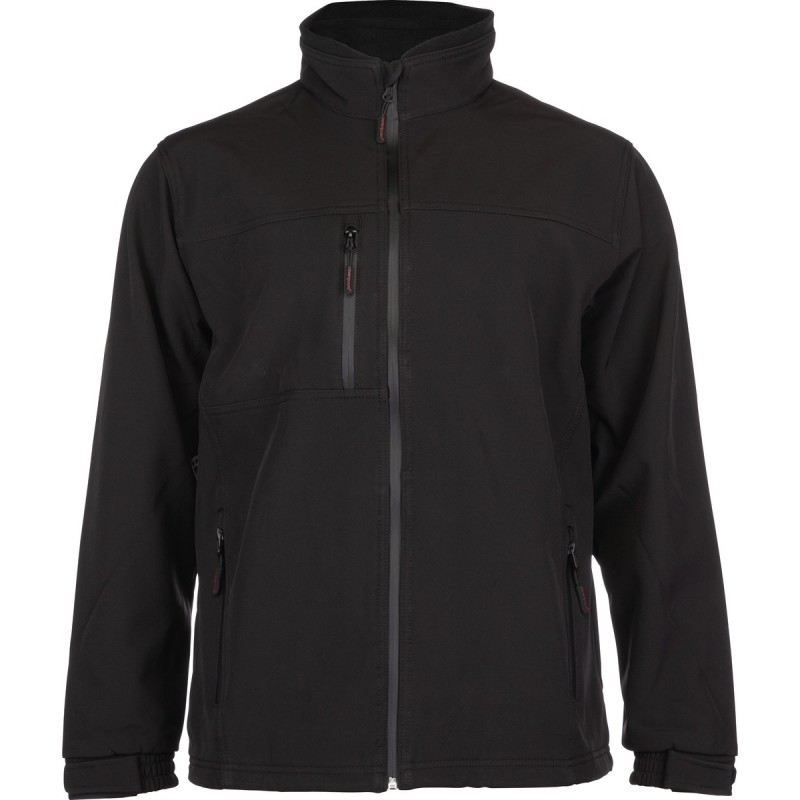 Veste Softshell doublure polyester Yang