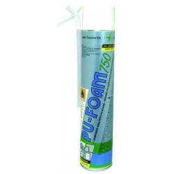 Mousse expansive polyuréthane PU aérosol 750ml