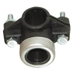 """Collier PP prise en charge 3/4""""diamètre extérieur du tuyau 32 mm"""
