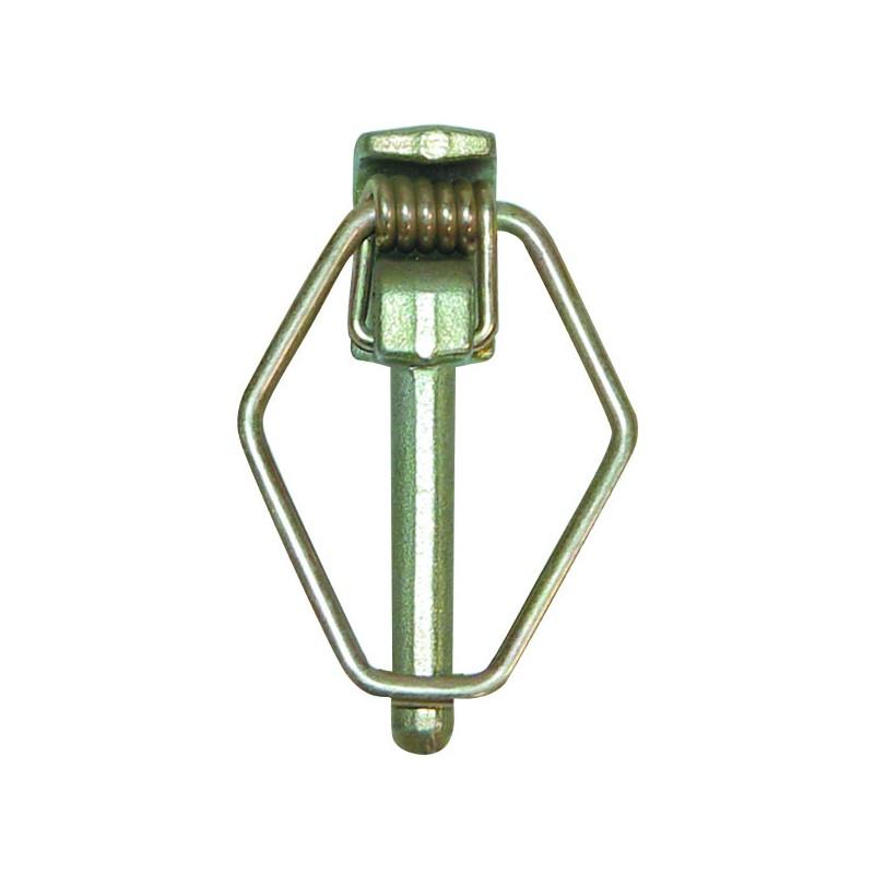 CLIPS DE SECURITE D.10.5 AVEC BOUCLIER