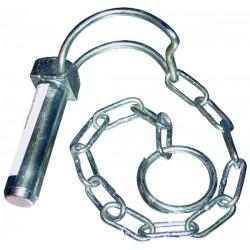 Goupille de stabilisateur d14 lg50 /axe 30-35