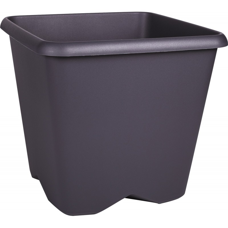 Pot plastique carre Chorus