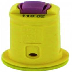 Buse avi twin 11002 jaune la pièce  Albuz