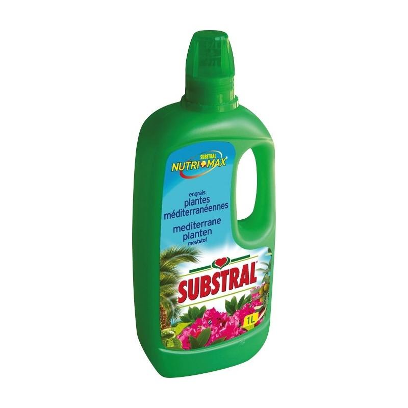 Engrais liquide plantes mediterraneennes et agrumes
