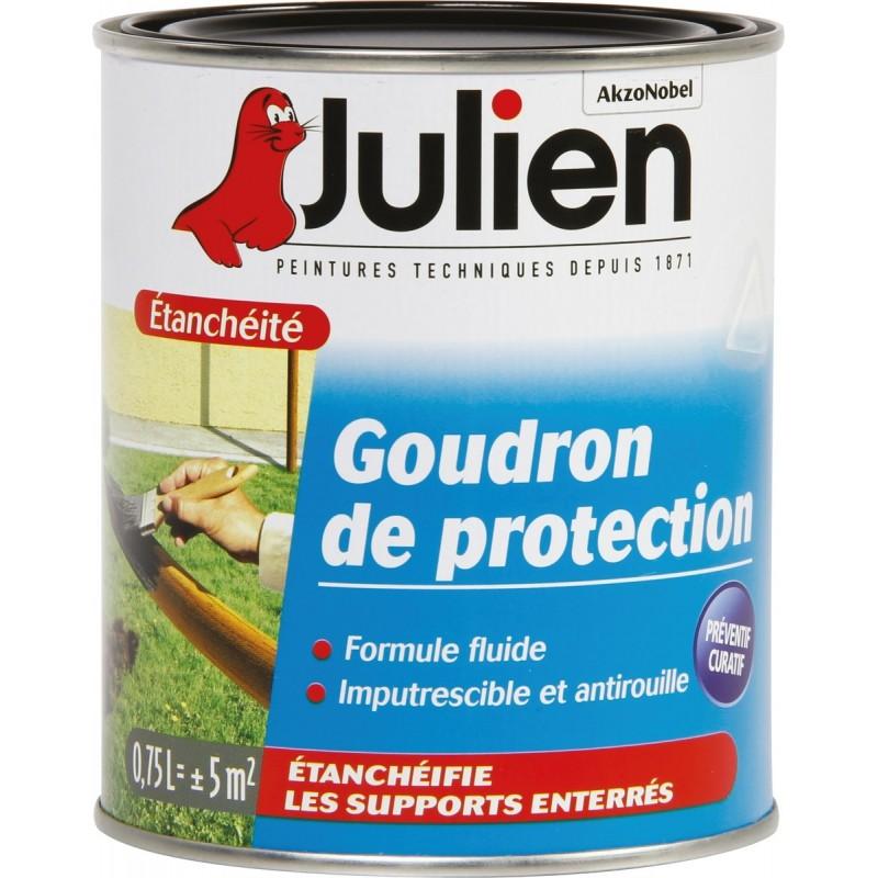 Goudron de protection