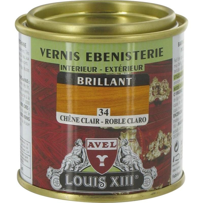 Vernis bois brillant 125 ml