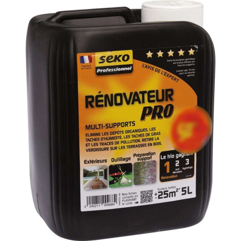 Renovateur multi-supports professionnel