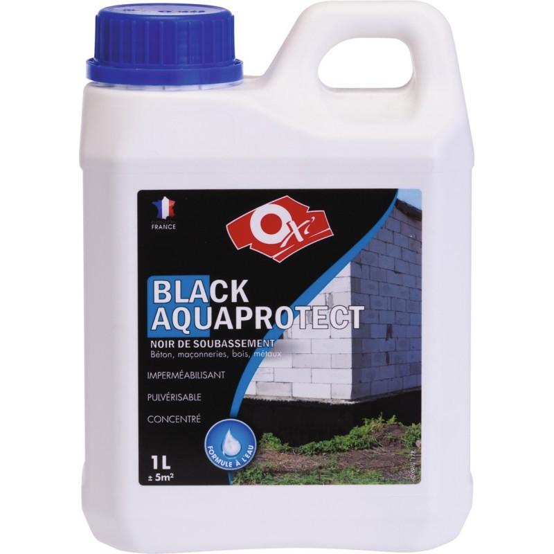 Noir de soubassement Black Aquaprotect