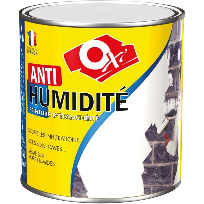 Peinture anti-humidite