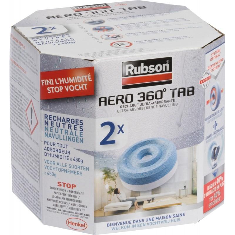 Recharge absorbeur Power Tab