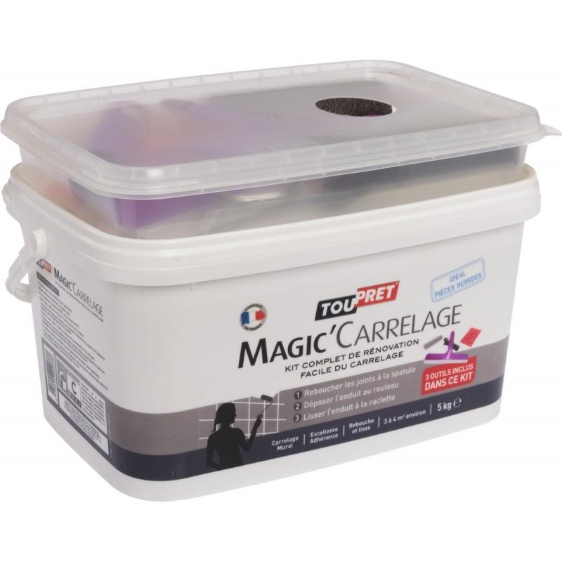 Kit de renovation Magiccarrelage