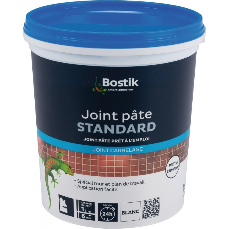Joint pate carrelage