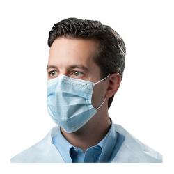 50 Masques chirurgicaux hypoallergénique, Norme : CE EN146 (boite de 50)