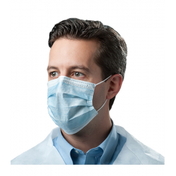 Masque chirurgical Norme : CE EN146 (boite de 50)