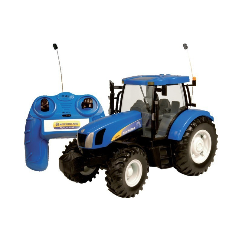 Tracteur Radio Commandé NEW HOLLAND T6070