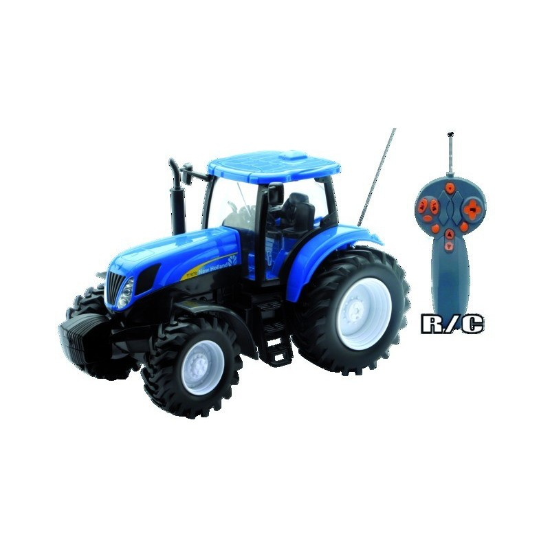 Tracteur Radio Commandé NEW HOLLAND T7070