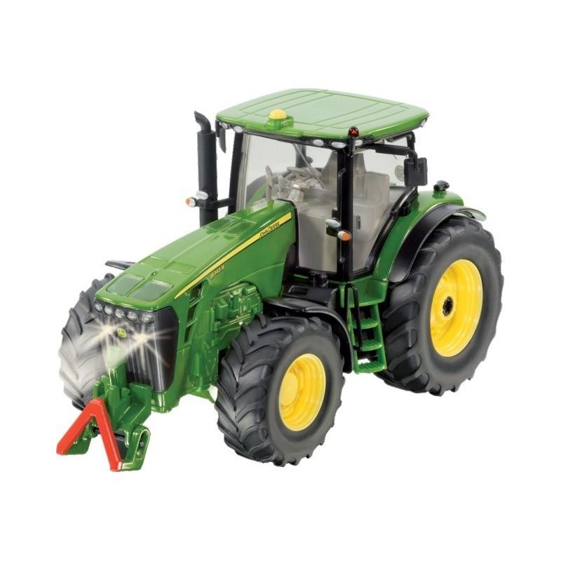 Tracteur JOHN DEERE 8345R Set/Télécommande (SIKU CONTROL)