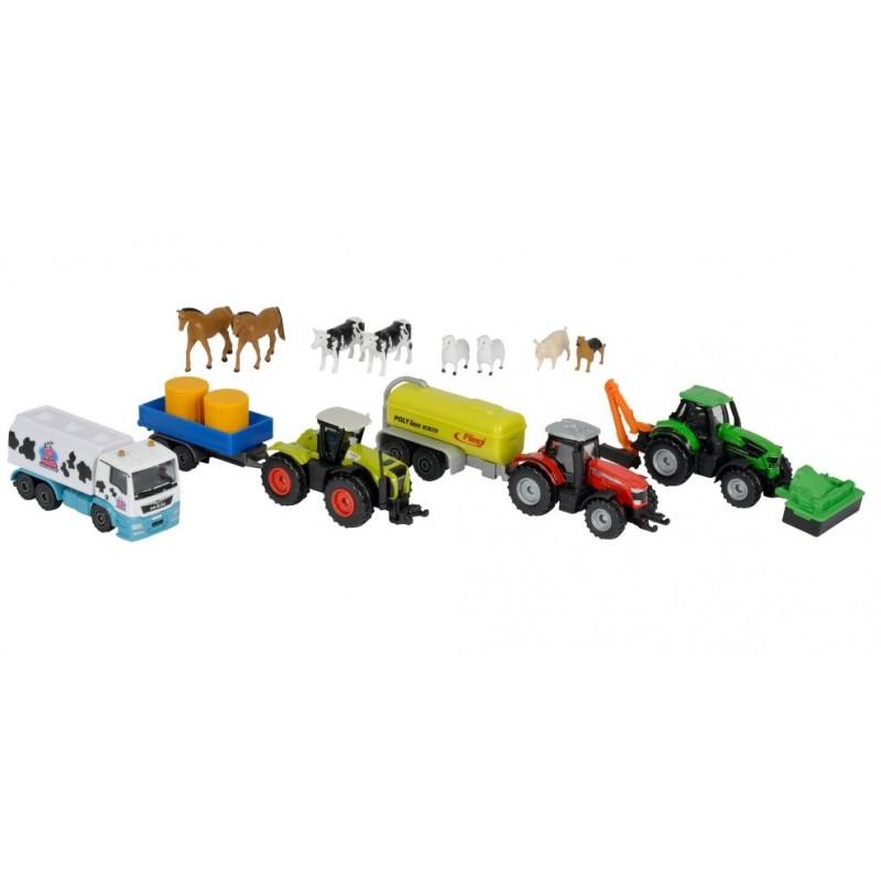 Véhicule MAJORETTE Farm (modèle aléatoire)