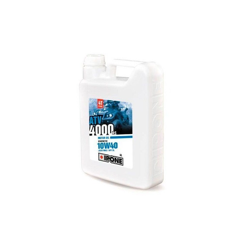 Huile Ipone Atv 4000 RS 10W40 4L