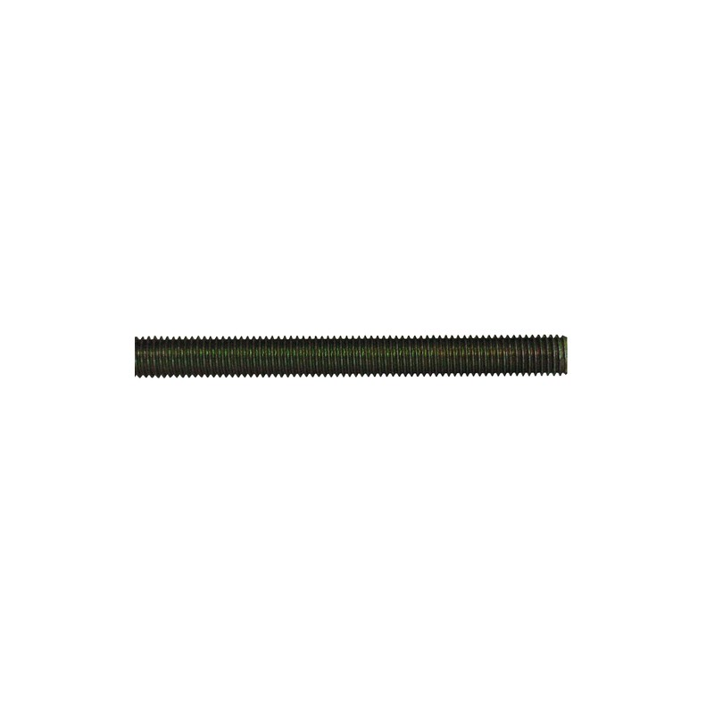 TIGE FILETEE 8.8 M24 X 3,00 LG 1M BRUTE